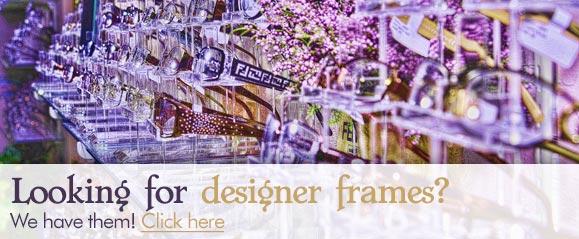 Frame and Lens Services in Prescott AZ