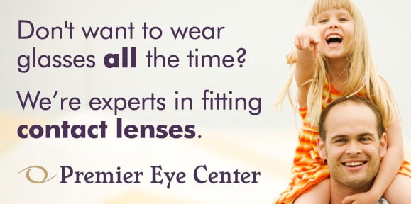 Contact Lens fittings in Prescott