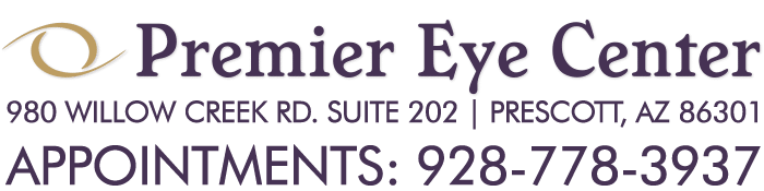 Premier Eye Center Mobile Retina Logo