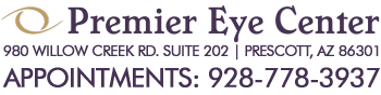 Premier Eye Center Mobile Logo