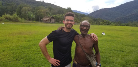 Dr. Bundy traveled to Honduras on a mission trip during his training and has now led multiple missions teams to India, Cambodia, Thailand, Mexico and Papua New Guinea